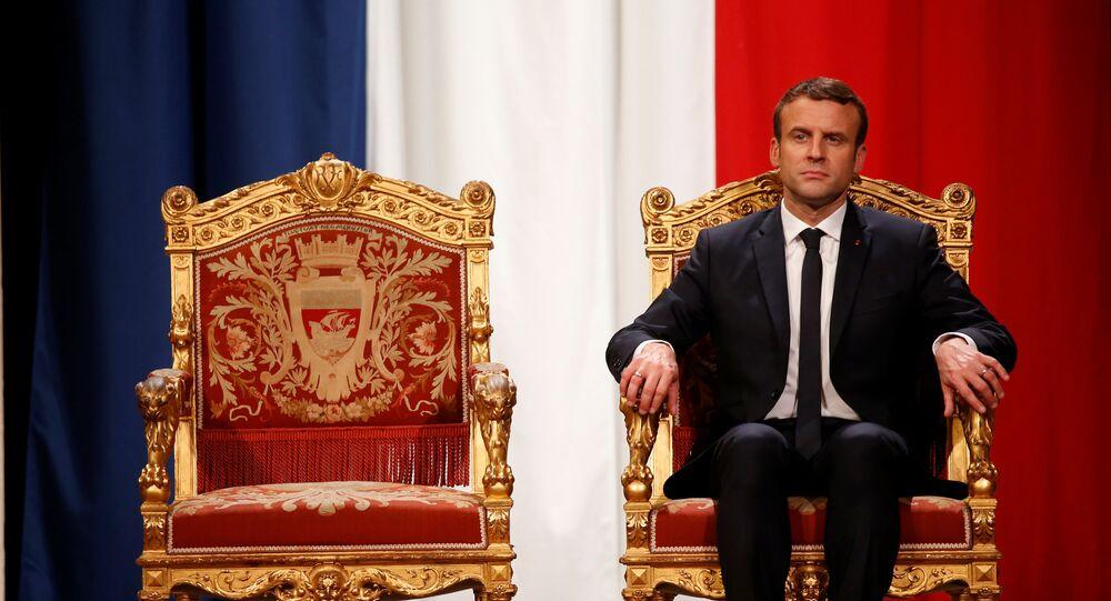 Majorité absolue à l'Assemblée pour Macron: «Effet bandwagon» des sondages?