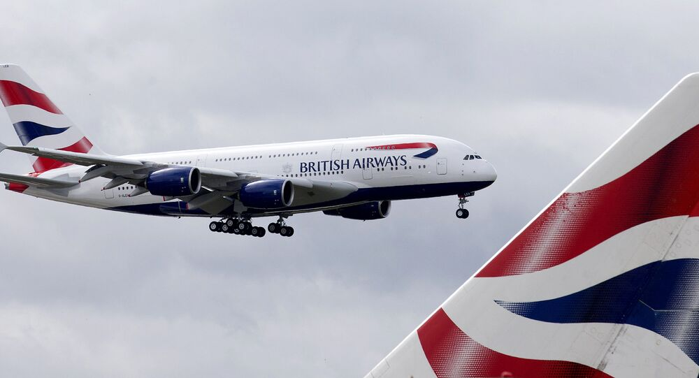 Les avions de British Airways