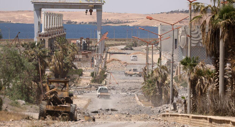 La région de Tabqa