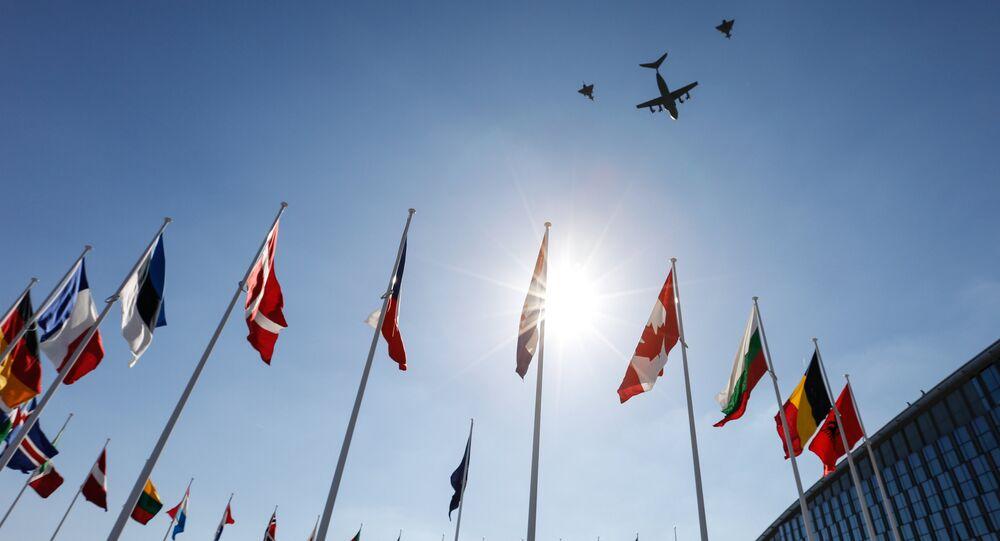 Sommet de l'Otan à Bruxelles (image d'illustration)