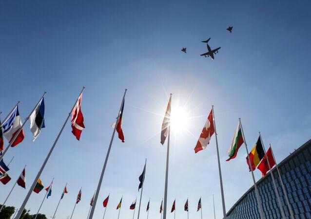 Sommet de l'Otan à Bruxelles