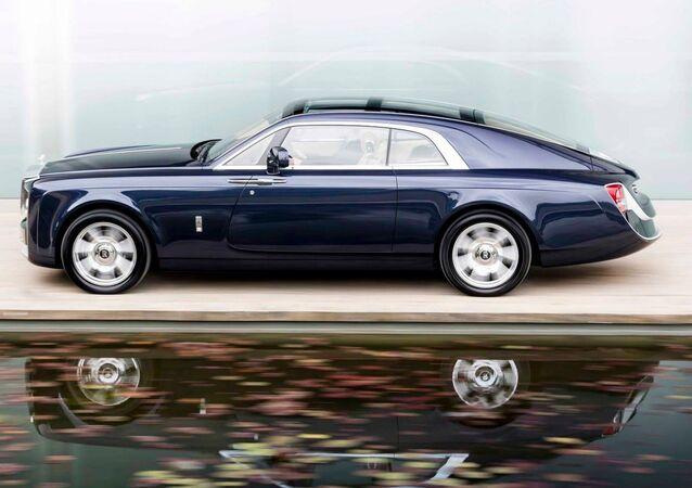 La Rolls-Royce Sweptail