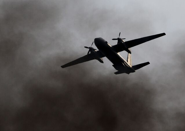 AN-26. Archive photo