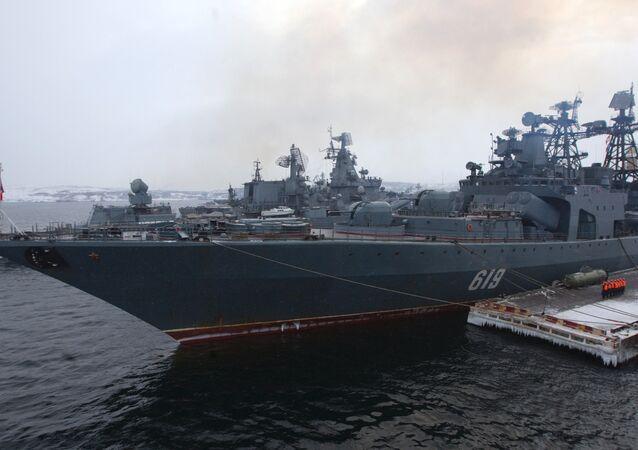 La Russie a exporté 50 navires de guerre en 17 ans, pour un montant de 24 M USD