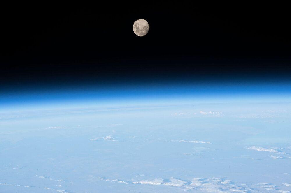 Les nouvelles de l'espace du mois de mai en photos
