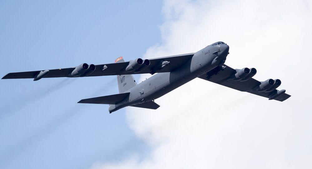 Un B-52 Stratofortress