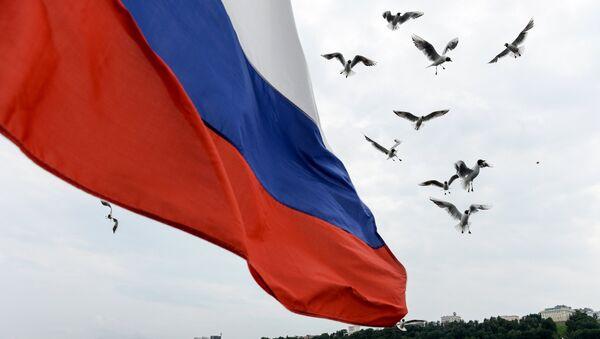 drapeau russe - Sputnik France