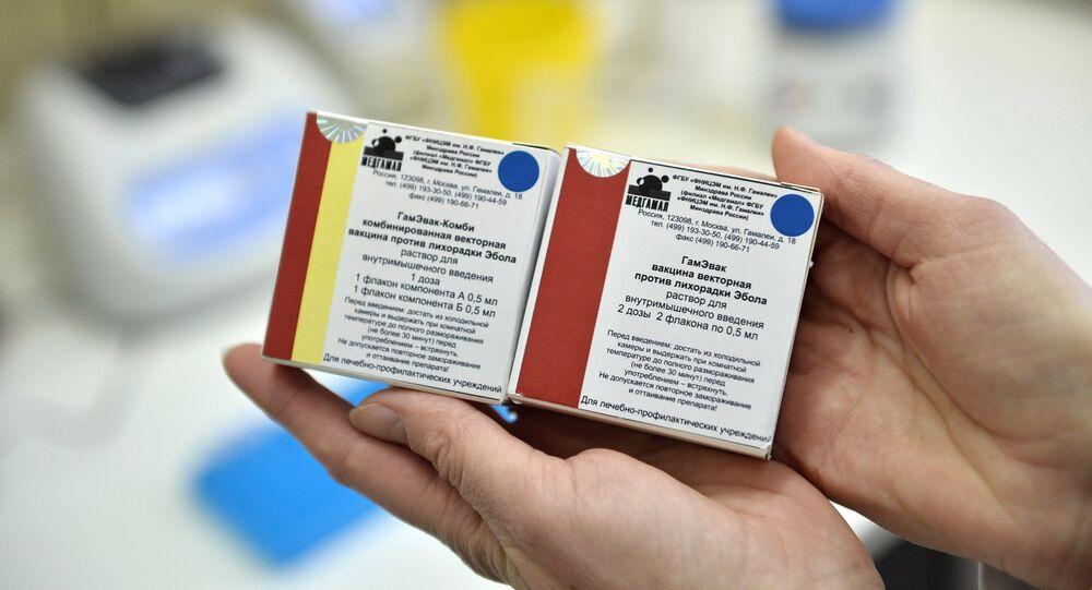 Un vaccin russe contre le virus Ebola