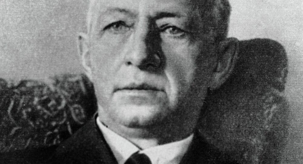 Un monument à l'écrivain russe Ivan Bounine inauguré à Grasse