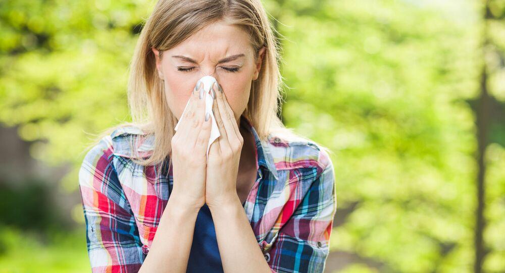 L'allergie, image d'illustration