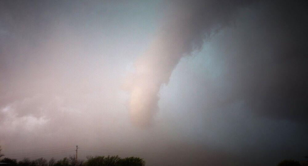une tornade (image d'illsutration)