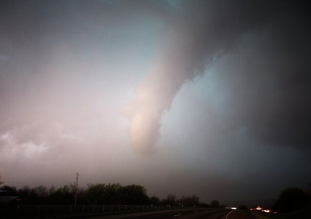 une tornade (image d'illsutration)