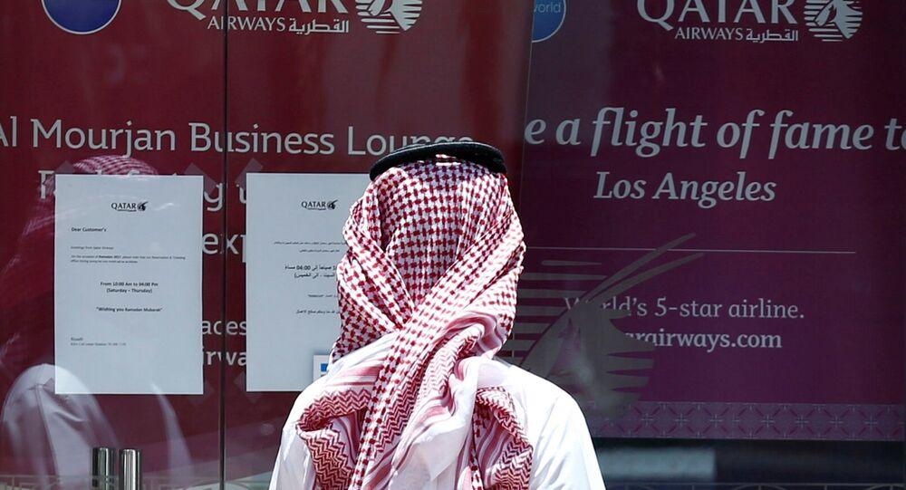 Qatar: Le ministre émirati des Affaires étrangères doute d'une issue rapide à la crise