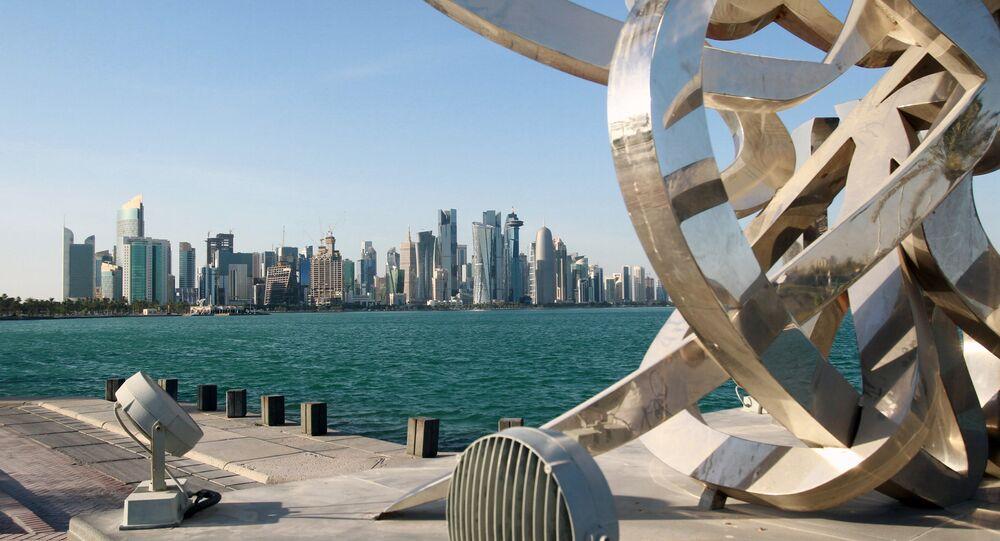 Doha, Qatar June 5, 2017