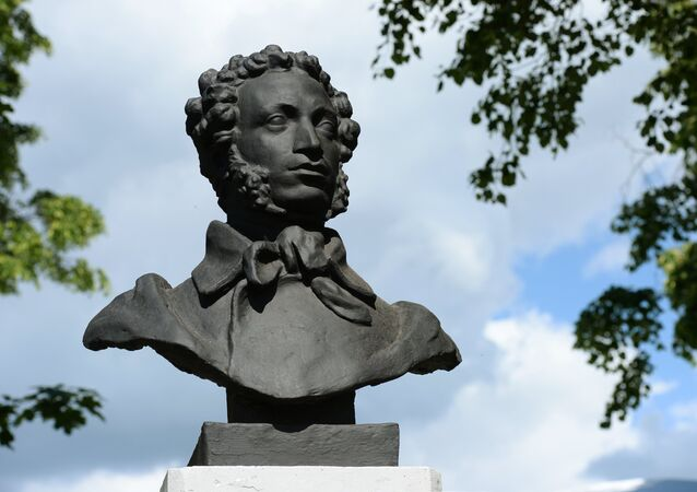 Pushkin, image d`illustration