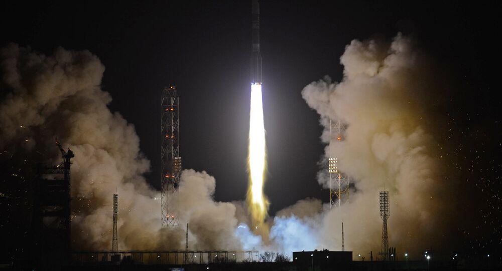 Lanceur russe Proton-M