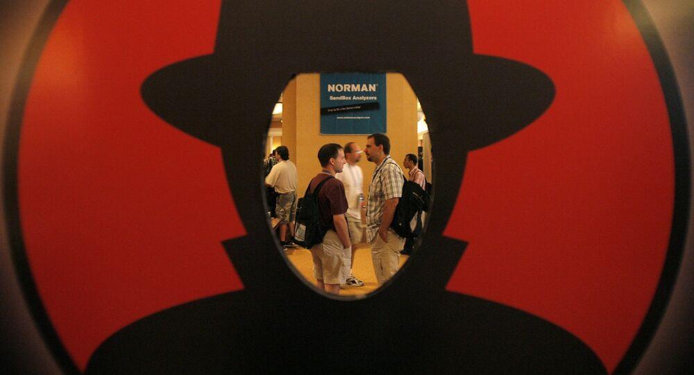 Conférence des hackers black hat  (« chapeau noir »)
