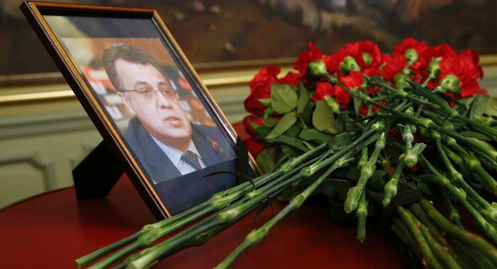 Des partisans de Gülen derrière le meurtre de l'ambassadeur russe, selon Ankara
