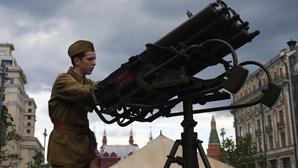 Празднование Дня России в Москве - Sputnik France