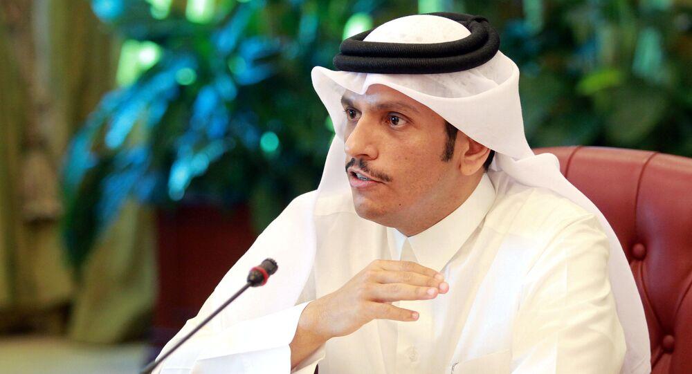 Mohammed bin Abdulrahman Al Thani