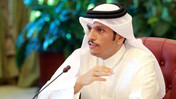 Mohammed bin Abdulrahman Al Thani - Sputnik France