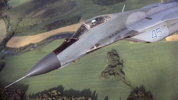 MiG-29. Image d'illustration - Sputnik France