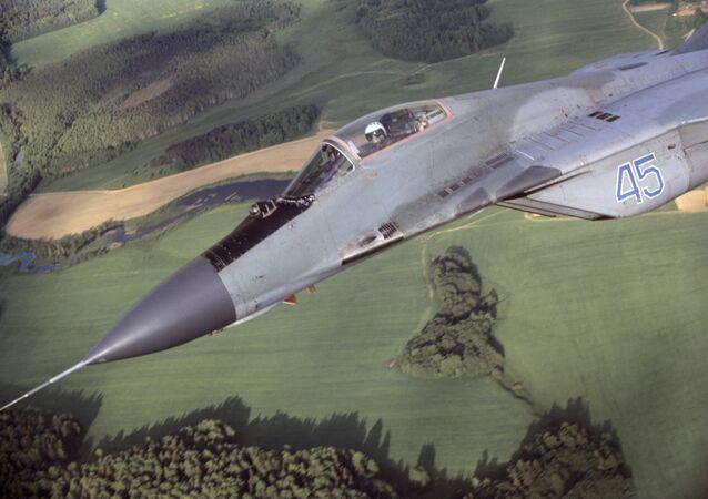 MiG-29. Image d'illustration