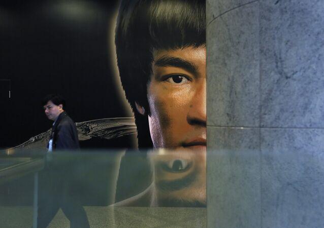 Bruce Lee, légende des arts martiaux