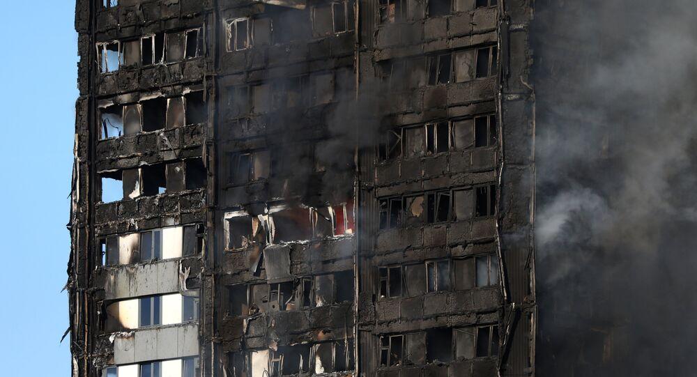 Incendie de Londres