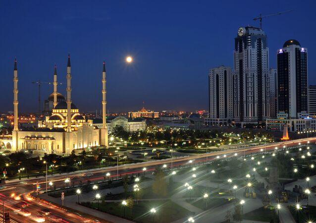 Grozny, Tchétchénie