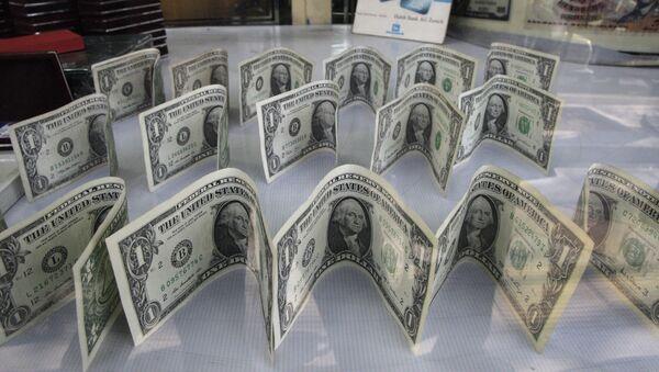 Les dollars - Sputnik France