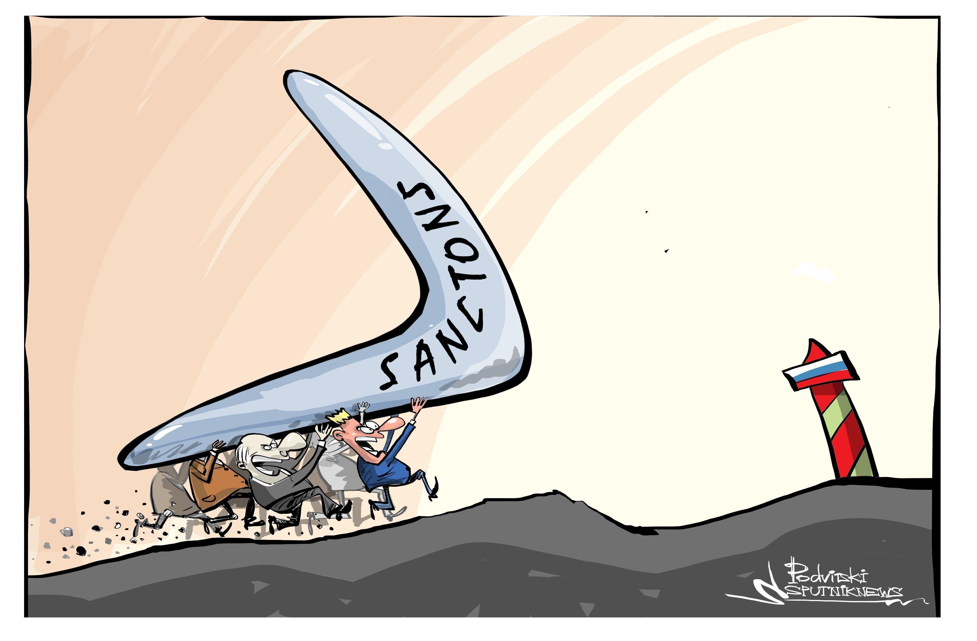 Sanctions de l'Occident contre la Russie