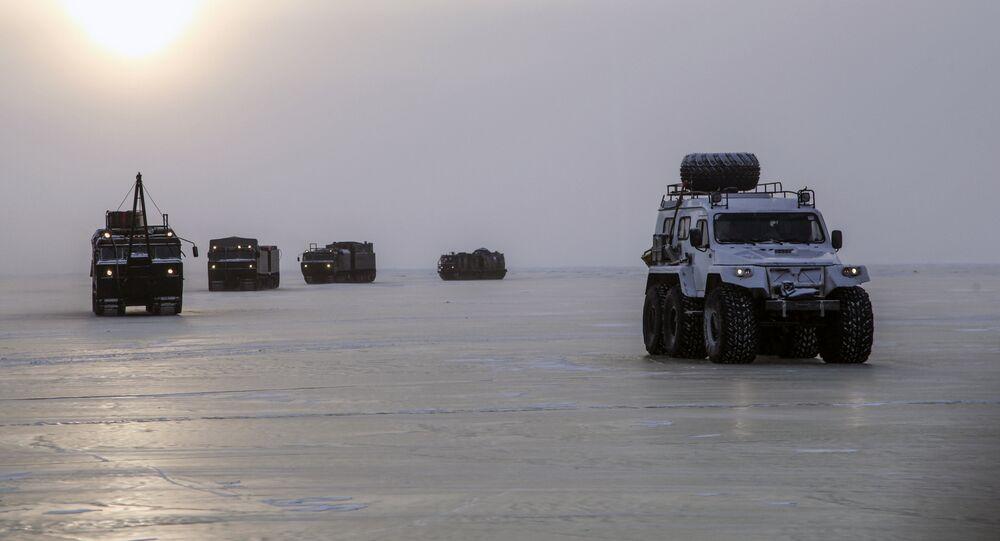 L'Arctique, mais pas seulement: zoom sur le programme de réarmement des forces russes