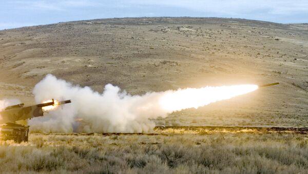 Un tir d'artillerie - Sputnik France