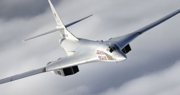 Un Tu-160 russe