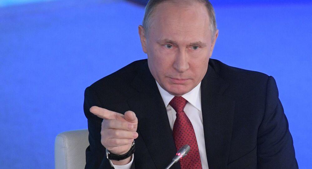 Les pays occidentaux ont un système efficace de réprimer les manifestations, selon Poutine