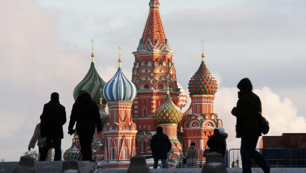 Moscou: une application pour combiner promenade et matchs de foot - Sputnik France