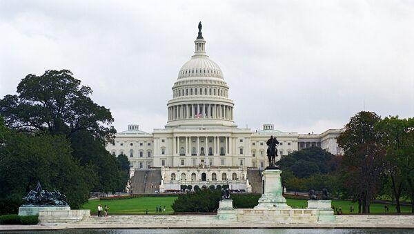 Le siège du Congrès américain - Sputnik France