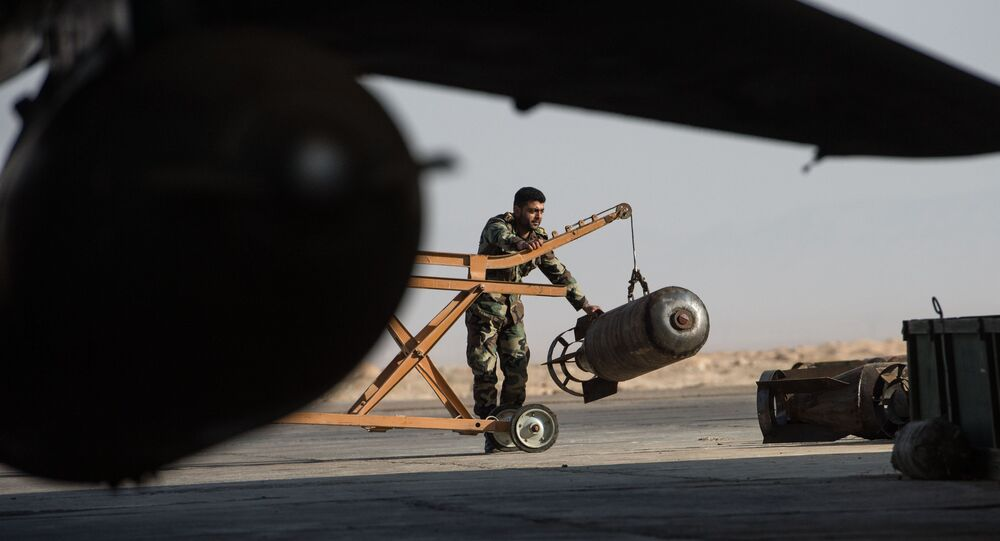 Un Su-22 syrien