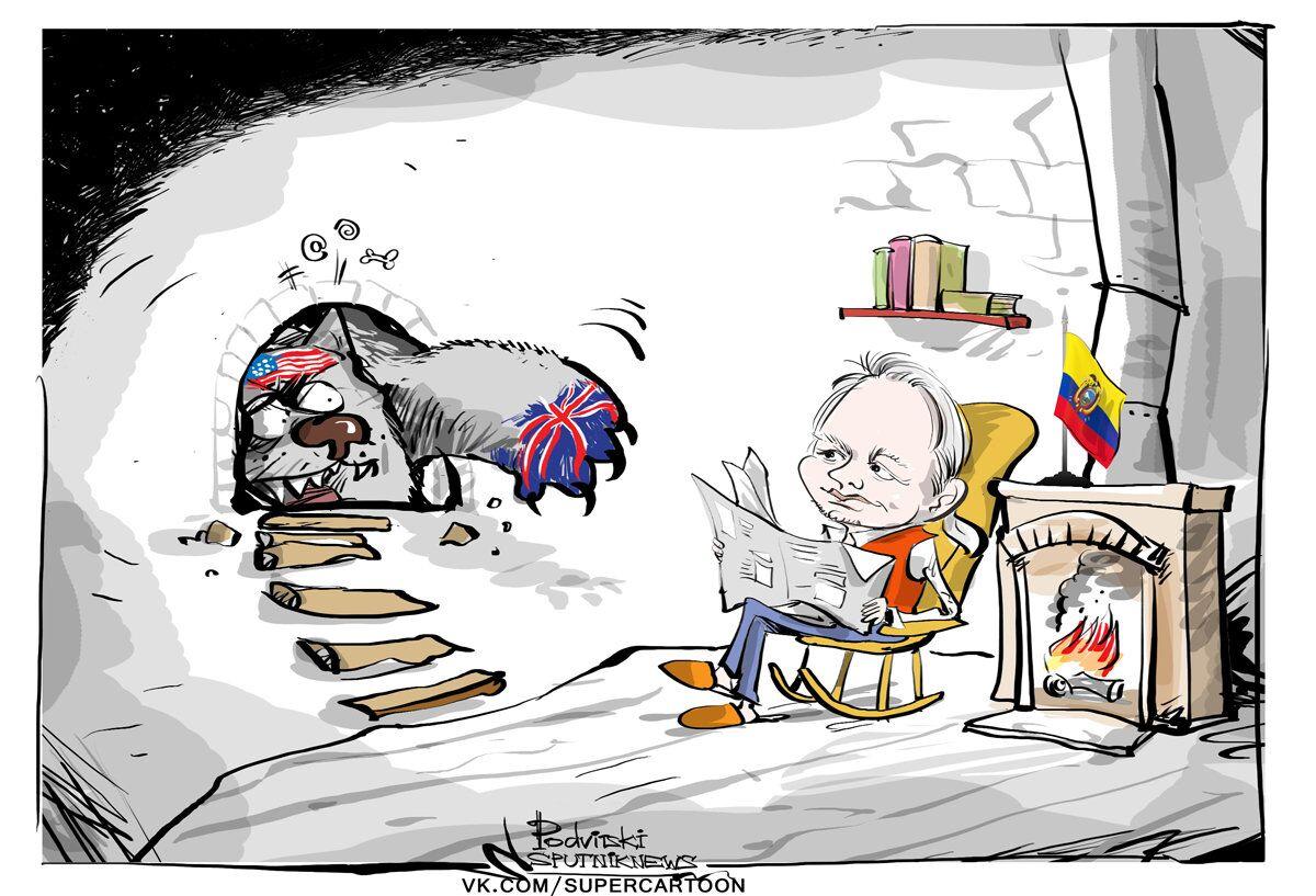 Julian Assange a-t-il une chance de retrouver la liberté?