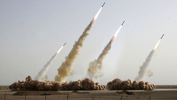 Missiles iraniens - Sputnik France