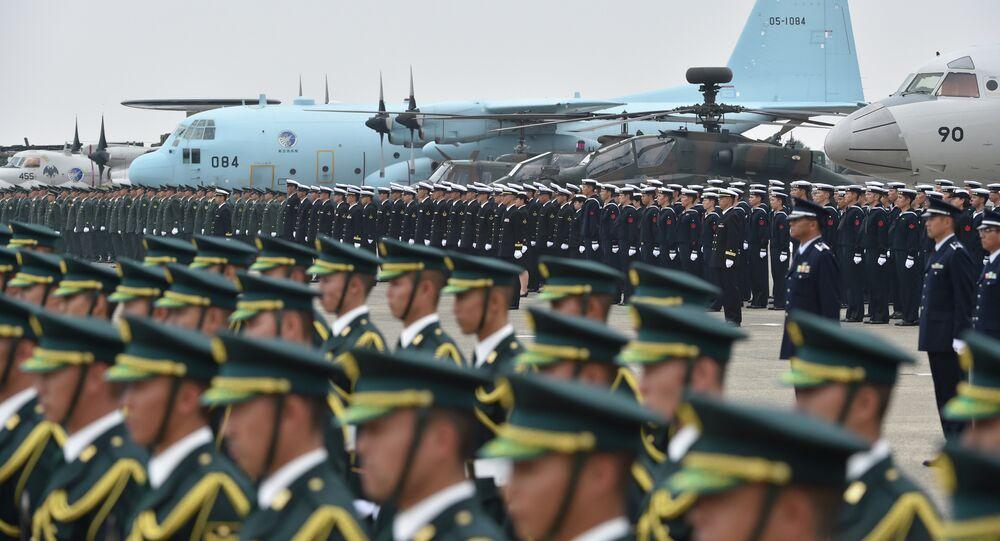 Le Japon ne compte plus sur les USA et commence à s'armer