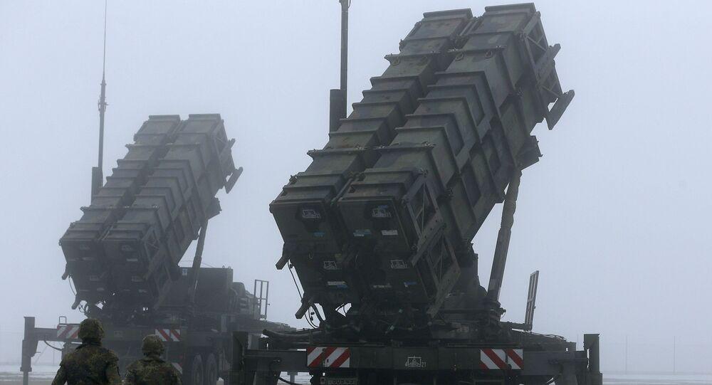 Des systèmes antimissiles américains Patriot