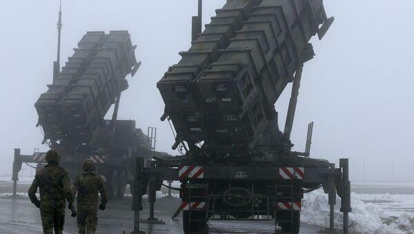 Système antimissile Patriot - Sputnik France