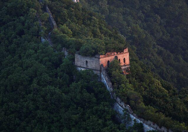 La restauration de la Grande Muraille de Chine
