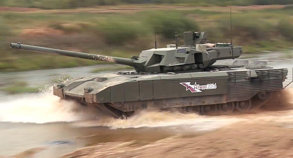 Un T-14 Armata