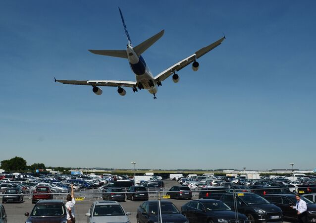 Airbus A380 (archives photo)