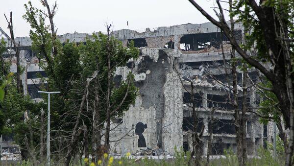 Conflit dans le Donbass - Sputnik France