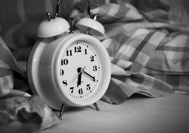 Un réveille-matin