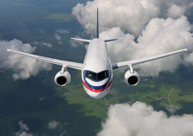 Sukhoi Superjet-100 (SSJ-100)